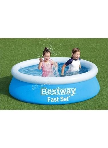 Bestway Bestway Hızlı kurulumlu Havuz 183 cm x 51 cm 57392 Renkli